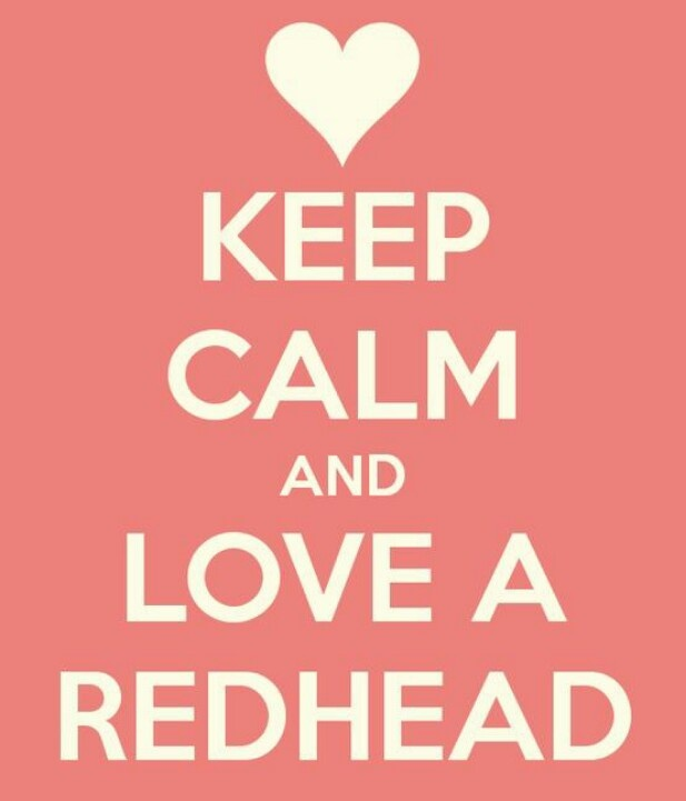 I love my red head!! @e m i l y c l a r k