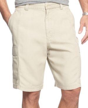 Tommy Bahama Men's Key Grip Shorts - Tan/Beige 35