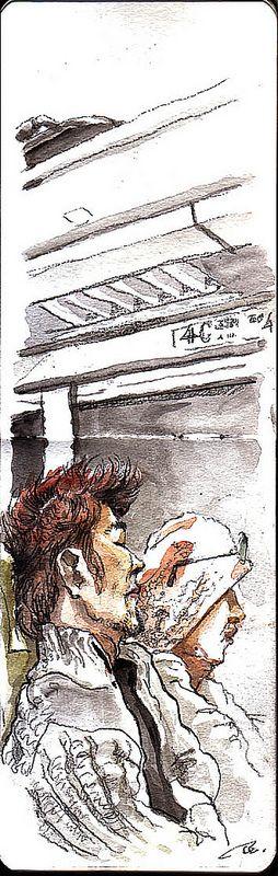sketch_simosuwa01   Flickr - Photo Sharing! Tetsuro Honda