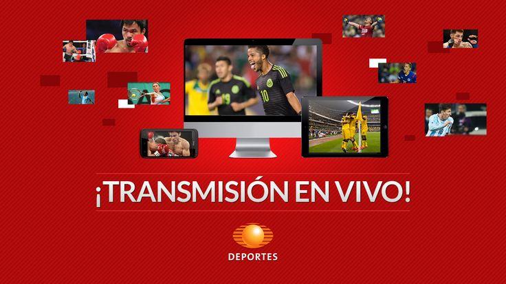 Partido amistoso por TelevisaDeportes.com