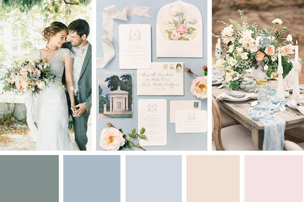 Classic and Chic: A Dreamy Tuscan-Inspired Wedding Italian inspiration and gorgeous ideas for you to swoon over... www.onefabday.com