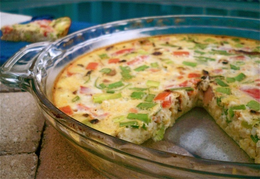 Quiche: Rice Crusts, Brown Rice, Quiche Crusts, Paleo Healthy Meals, Healthy Eating, Flourless Quiches, Healthy Recipes, Sugarfre, Quiches Crusts