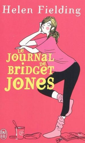 Le Journal de Bridget Jones Helen Fielding couverture