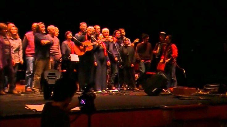 Nuovo Canzoniere Italiano - BELLA CIAO! - 50° al Teatro Valle Occupato - 29/1/2012
