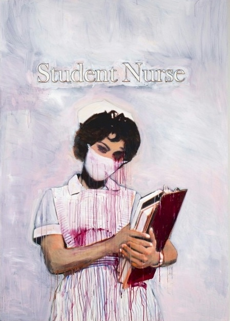 Student  Nurse -  Richard Prince