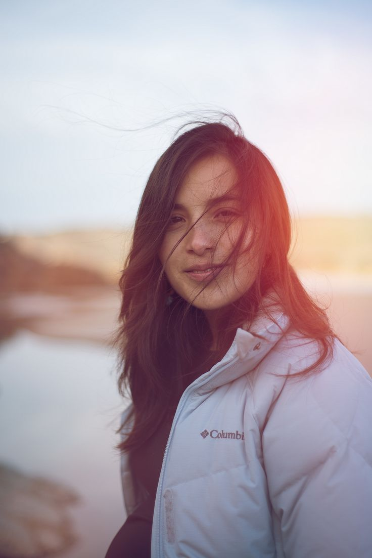 Girl on sunset <3