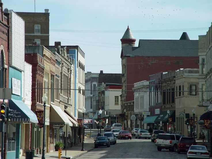 St. Charles, MO -- great little historic town
