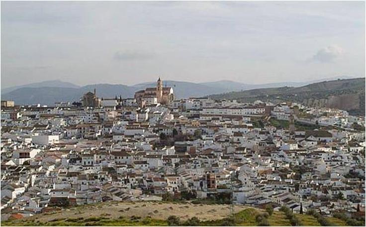 Vista panorámica de #Baena #Córdoba