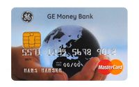 GE Money Bank - Privatlån - Kreditkort - MasterCard - Den enkle vej til lån Everywhere Promotion- Joy Richard Preuss