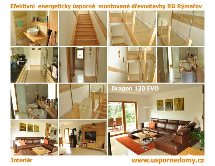 Dragon 130 EVO interiér_www.uspornedomy.cz
