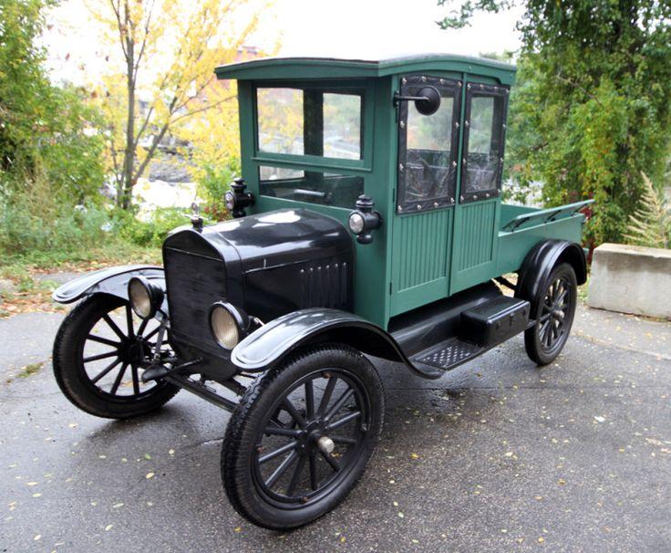 1925 Ford Model T Pickup Truck Cool Trucks Pinterest