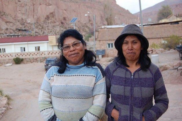 Dos ingenieras solares indígenas cambiaron su pueblo en Chile