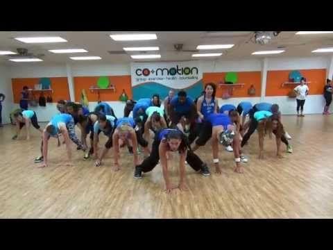 """FIREBALL"" by Pitbull - Choreo for CLUB FITZ by KELSI!!! - YouTube"