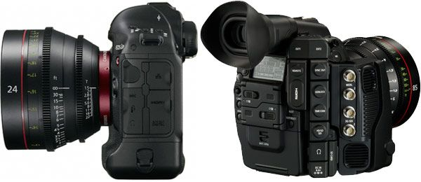 The Canon EOS-1D C, the first 4K Cinema Camera from Canon!