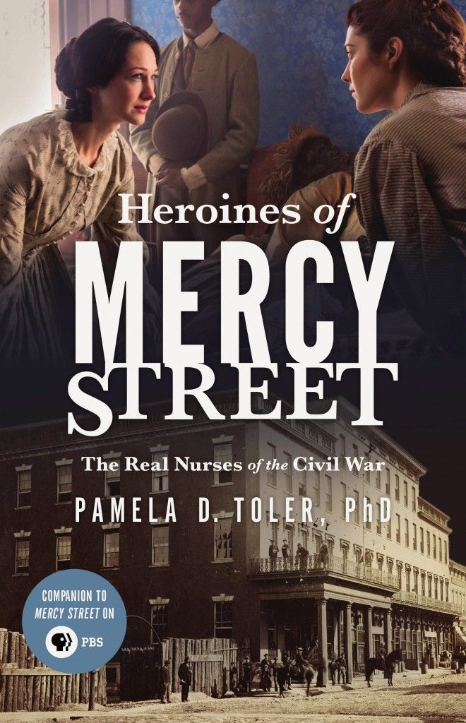 Heroines of Mercy Street Need this!  Can't wait to watch this show!