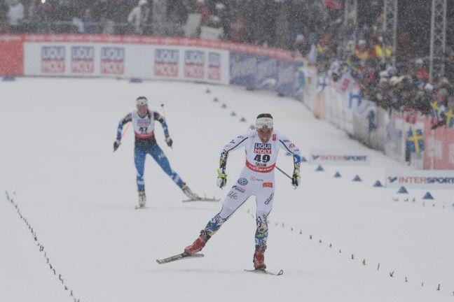 Kalla went for knock-out from the start | Skid-VM Falun 2015 | FIS Nordic World Ski Championships 2015