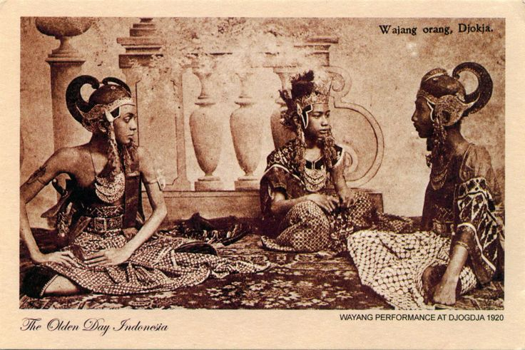 INDONESIA (Java) - The Olden Days Indonesia (2)