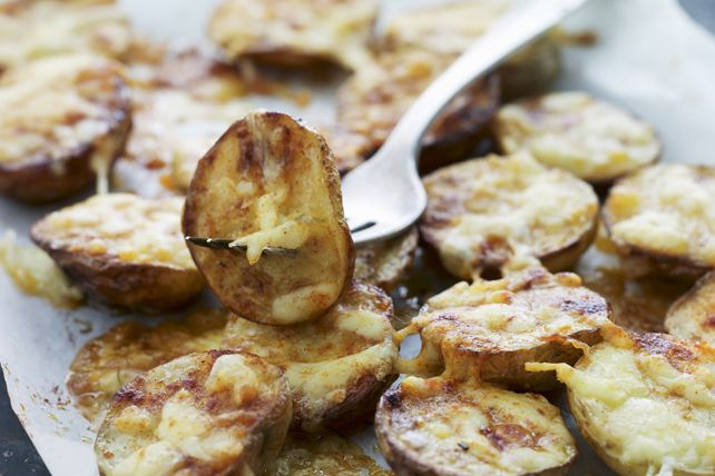 Pommes de terre au fromage et à la vinaigrette CAMPAGNE