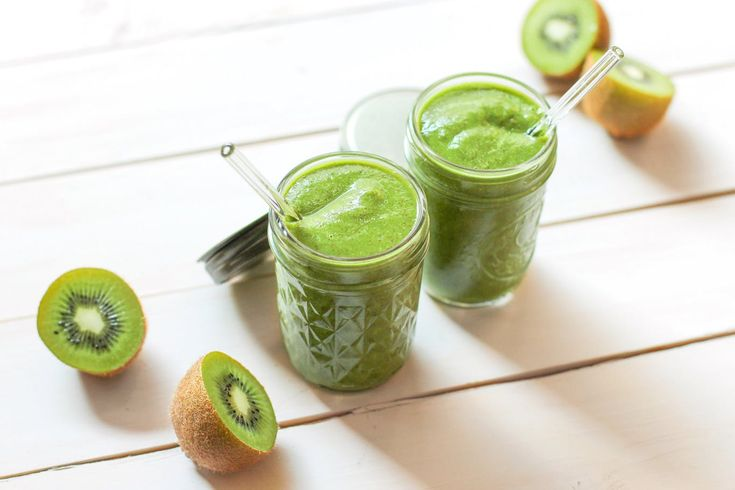 spinach and kiwi green smoothie recipe nutribullet