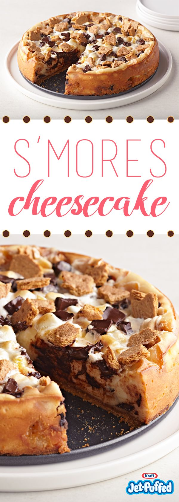 S'mores Cheesecake!