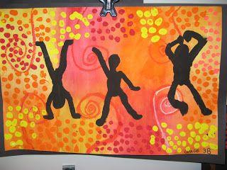 Jamestown Elementary Art Blog: Australia