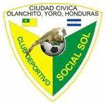 1968, C.D. Social Sol (Olanchito, Honduras) #CDSocialSol #Olanchito #Honduras (L11848)