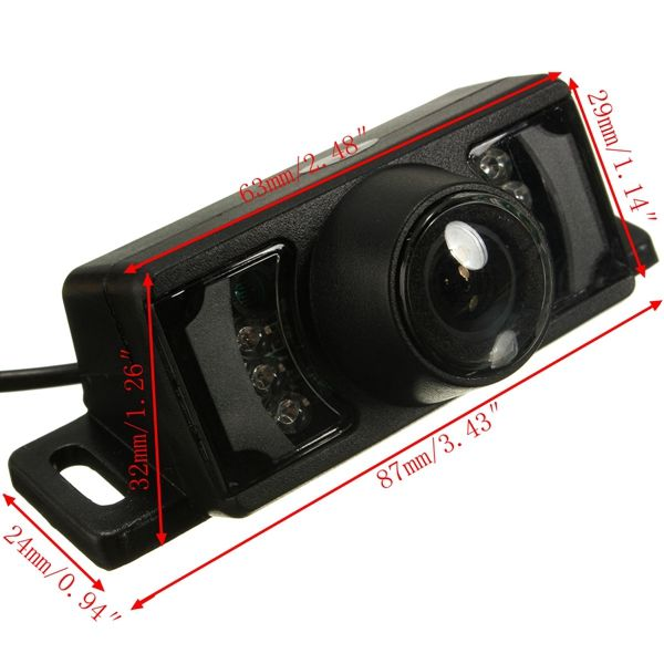 Rearview Backup Reversing Camera