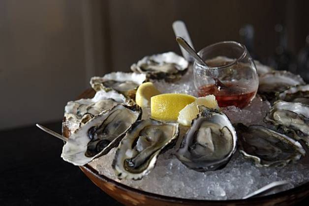 "Hog & Rocks | ""Oyster eaters, ham fans and whiskey lovers – welcome to Hog & Rocks, San Francisco's first ham and oyster bar. With Rising Star Chef Robin Song leading the kitchen, Hog & Rocks earned a spot on The San Francisco Chronicle's Top 100 Bay Area Restaurants 2013."""