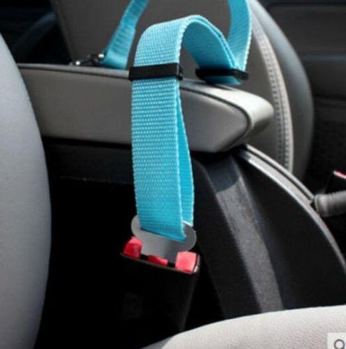 DoggyMarket Colorful Dog Seat Belt