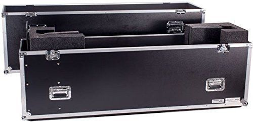 Fly Drive Case For One 63 Inch LED or Plasma Display with Caster Board