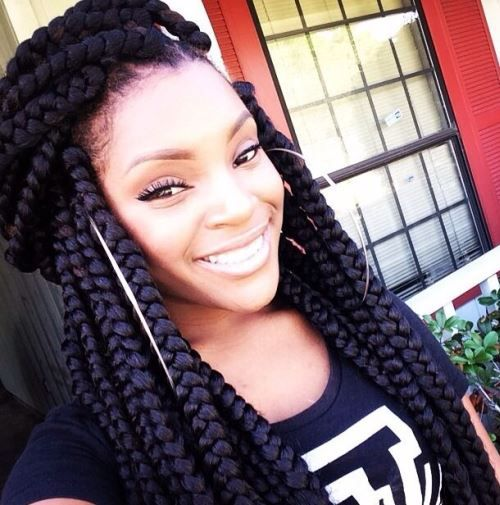 Groovy 1000 Ideas About African American Braids On Pinterest African Hairstyle Inspiration Daily Dogsangcom