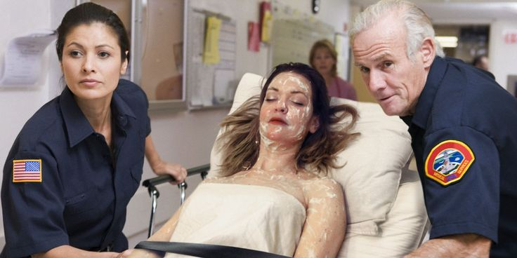 Girlfriend Overdoses On Lotion