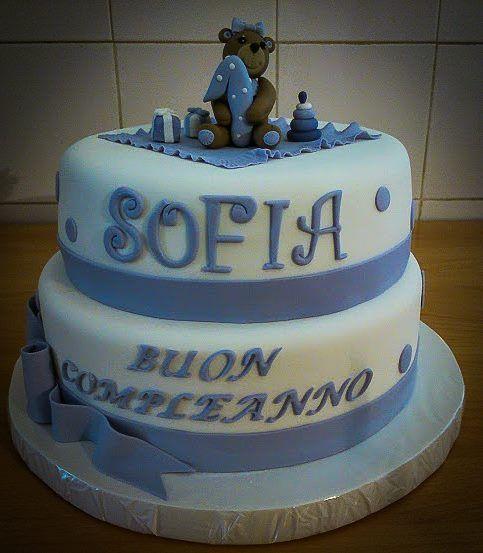 Torta Orsa Lilla