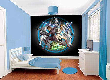 7 best Star Wars Bedroom Ideas images on Pinterest Star wars - star wars bedroom ideas