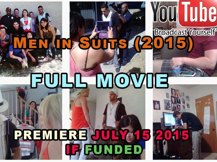 Men in Suits (2015) Full YouTube Movie project video thumbnail
