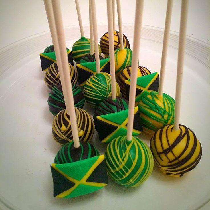 JA Cake pops