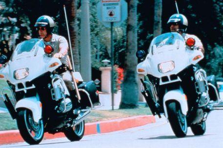 Erik Estrada, Larry Wilcox, CHiPs '99
