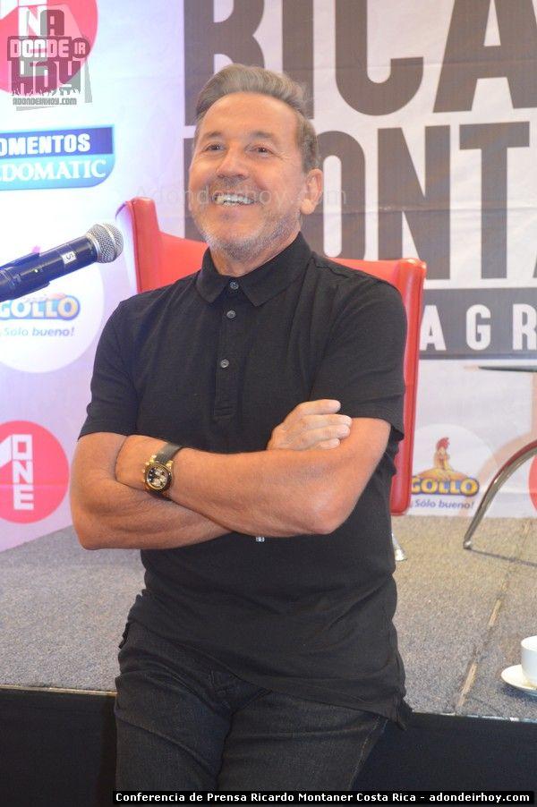 Ricardo Montaner Promete un Concierto Lleno de Exitos