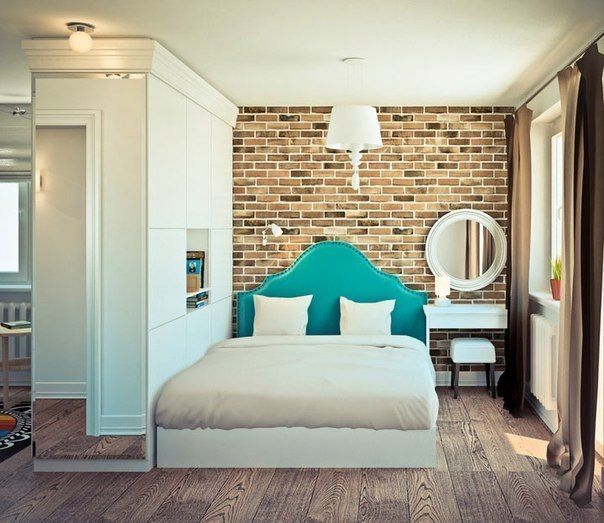 Studio Apartment With Brick Walls 100 best brick wall in interior images on pinterest | spaces