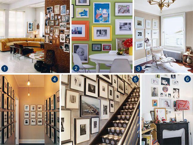 Best 25 Display Family Photos Ideas On Pinterest Family