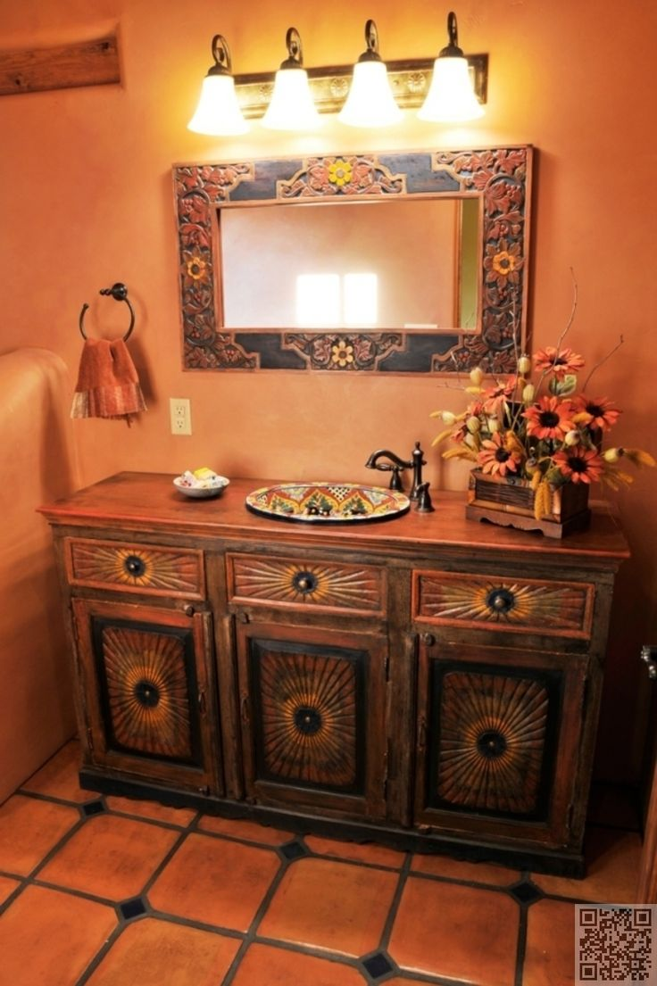 Southwest bathroom vanities - An Idea For Painting My Next Furniture Makeover