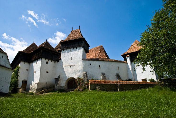 Viscri Village, Transylvania, Romania