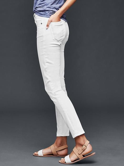 STRETCH 1969 true skinny ankle jeans - Our slimmest cut. Made to flatter.