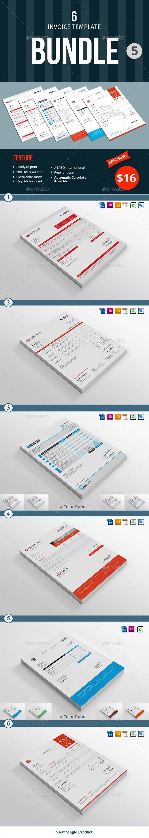 17 Best Images About Invoice Templates On Pinterest Cleanses