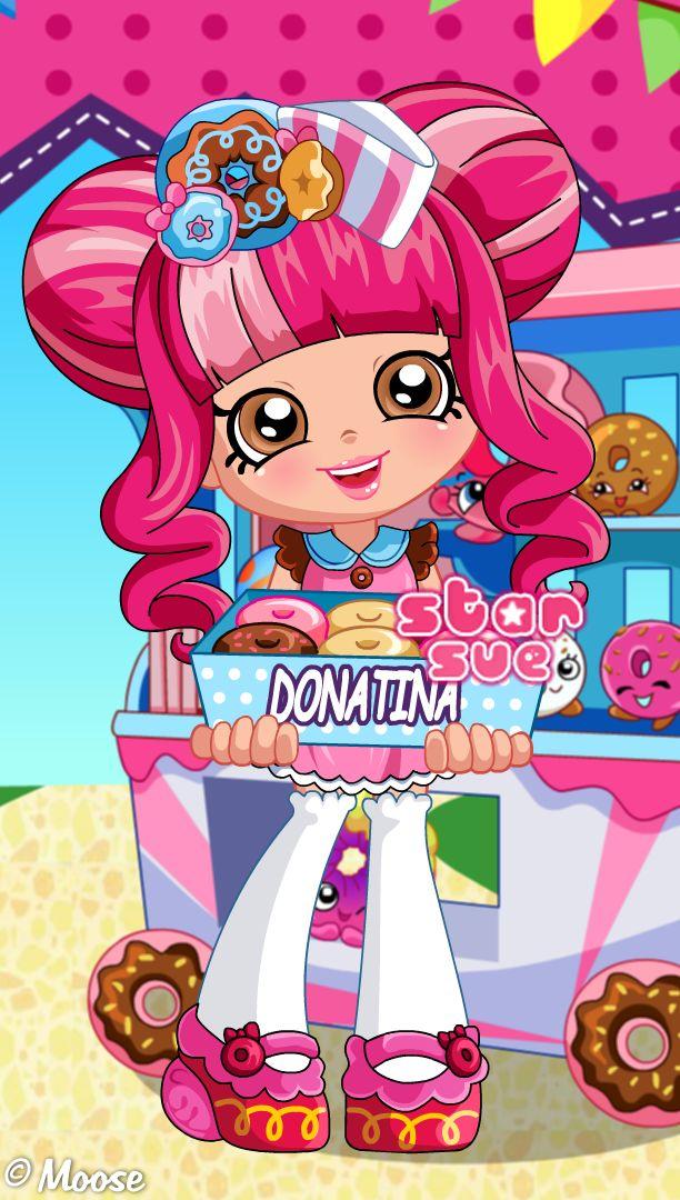 Shopkins Shoppies Donatina Dress Up Game : http://www.starsue.net/game/Shopkins-Shoppies-Donatina.html Have Fun! ♥