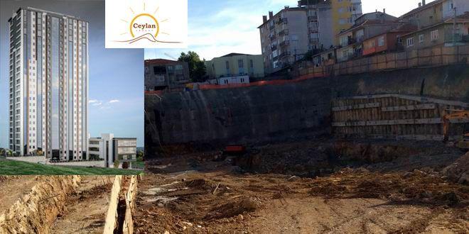 Ceylan İnşaat, Fikirtepe kentsel dönüşüm kapsamında Göztepe Eğitim Mahallesi'nde hayata geçirdiği Muhteşem Yeni Yıl Konutları'nın temellerini 12 Nisan Çarşamba günü törenle atıyor… İşte detaylar… Ceylan İnşaat, Kadıköy Göztepe Eğitim Mahallesi'nde inşa ettiği Muhteşem Yeni Yıl Konutları'nın temellerini 12 Nisan 2017 Çarşamba günü saat 11:00'de törenle atıyor. Ceylan İnşaat Yönetim Kurulu Başkanı Muammer Ceylan ve Yönetim ...