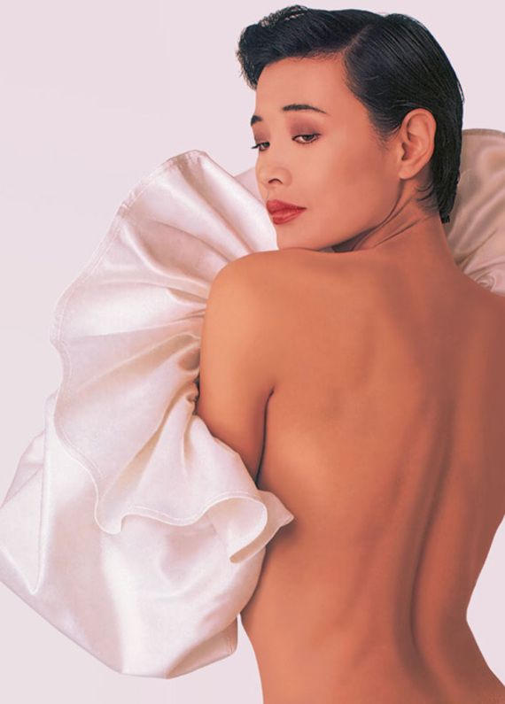 Joan Chen Hot Joan Chen Before Eyes Young Skin Lips