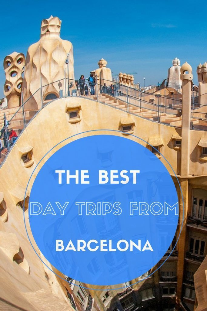 The Best Day Trips From #Barcelona. Click here to learn more!