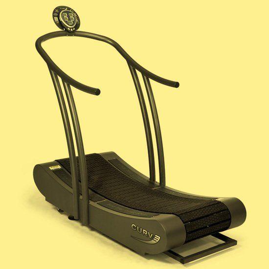 curve workout machine