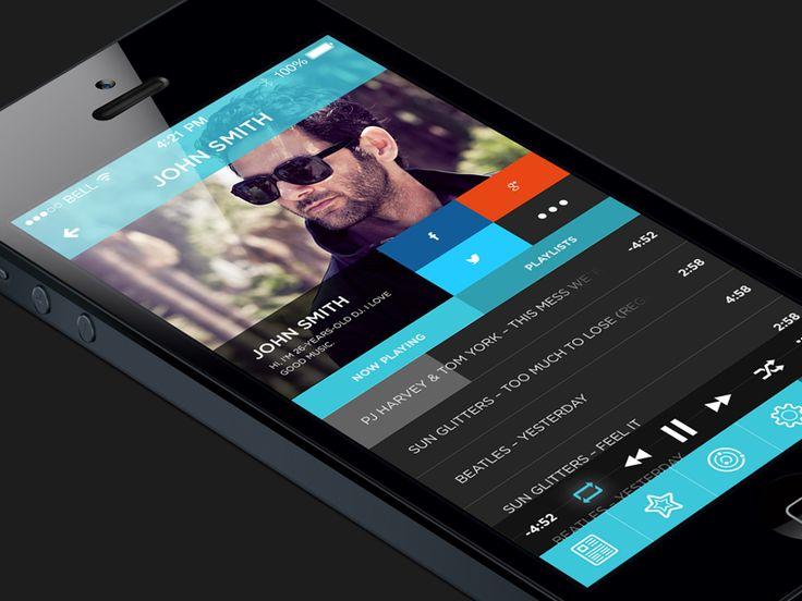 9 besten App Design Bilder auf Pinterest | Poster, Abbildungen und ...